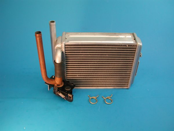 1955-1956 Chevy Aluminum Deluxe Heater Core With Heater Control Valve