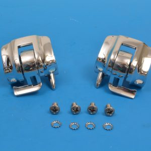 Chevy Convertible Top Latch Assembly, Left and Right,1961-1964