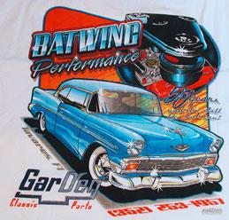 Classic Chevy 50th Anniversary T-Shirt