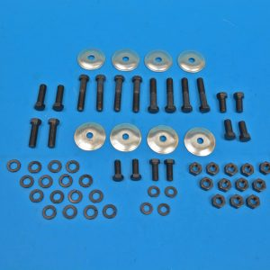 Chevy Front Suspension Hardware Kit, 1955-1957