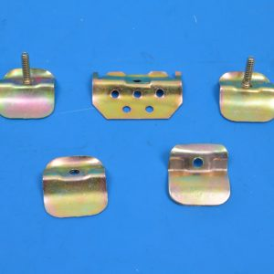 Chevy Windshield Molding Clip Set, 1955-1957