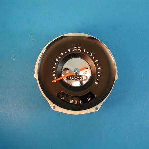 Chevy Speedometer Assembly, Automatic Transmission, Restored, 1957
