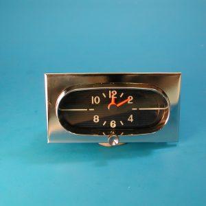 Chevy Clock, Quartz, 1958