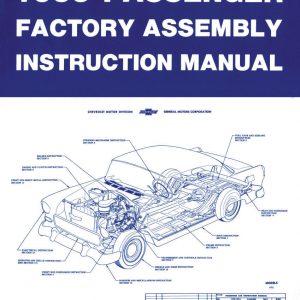 1955 Passenger Factory Manual