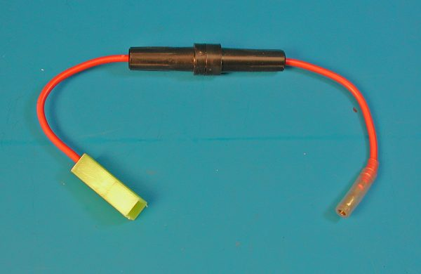 55 56 57 Chevy Cigarette Lighter Fused Wire Harness 55 56 57