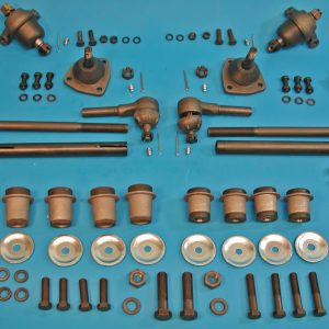 Chevy Front Suspension Rebuild Kit, 1958-1964