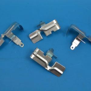 Chevy Spark Plug Shield Set, V8 Small Block, 1957-1964