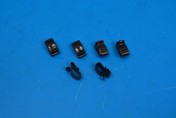 Swell Chevy Radiator Core Support Wire Harness Clips 1957 Wiring Cloud Hisonuggs Outletorg