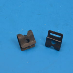 Chevy Horn Wire Clips, Radiator Flat Panels, 1957