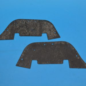Chevy Control Arm Dust Seals, 1957