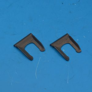 Chevy Emergency Brake Cable Clips, 1955-1964
